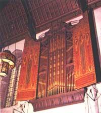 Christ Church Cranbrook organ